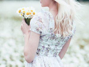 girl-flowerfield 1