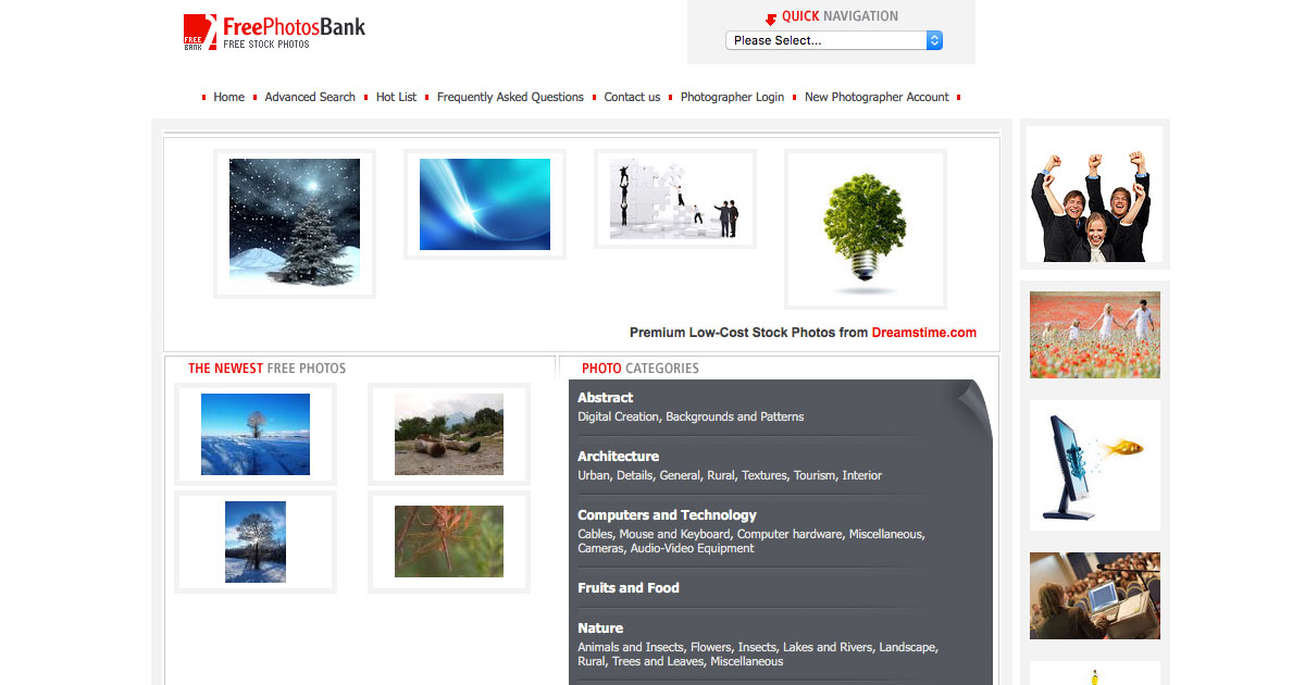 แจกรูปฟรีจาก 15 เว็บไซต์ เอาไว้ทำ Content 4