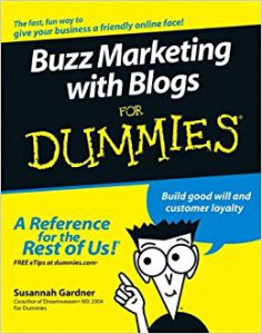 Buzz Marketing with Blog Dummy Series