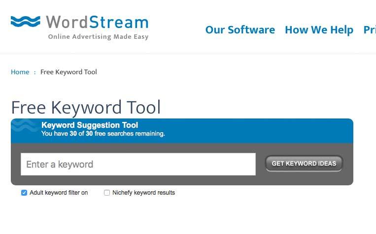 หา keyword ทำ SEO & Adwords ด้วย 5 เครื่องมือฟรีๆ 6
