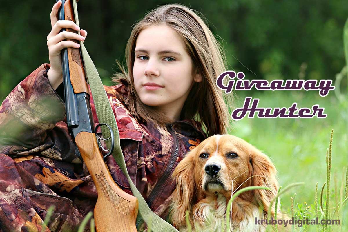 giveaway hunter นักล่ารางวัล