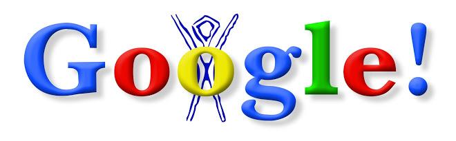 Google Doodle แรก