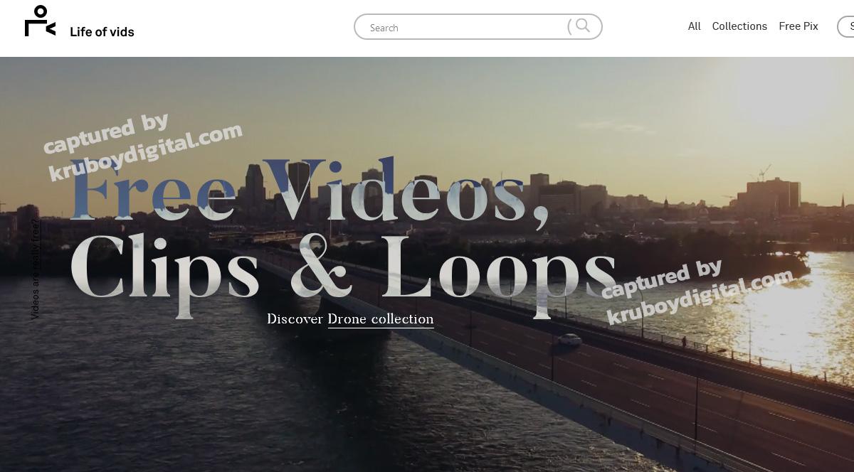 17 เว็บไซต์แจกฟรีวิดีโอคลิป สำหรับทำ VDO Content โหลดด่วน! 2