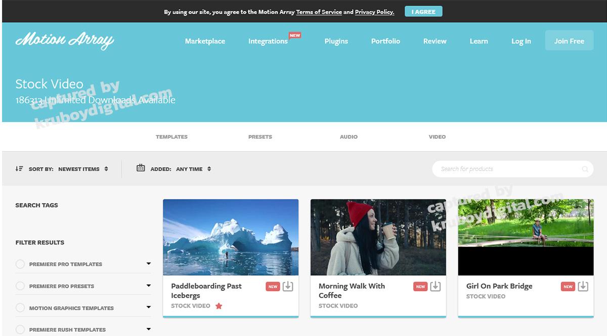 17 เว็บไซต์แจกฟรีวิดีโอคลิป สำหรับทำ VDO Content โหลดด่วน! 11