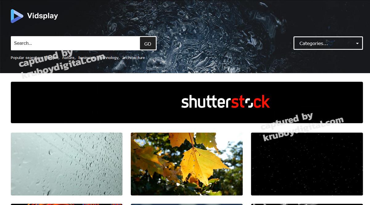 17 เว็บไซต์แจกฟรีวิดีโอคลิป สำหรับทำ VDO Content โหลดด่วน! 7