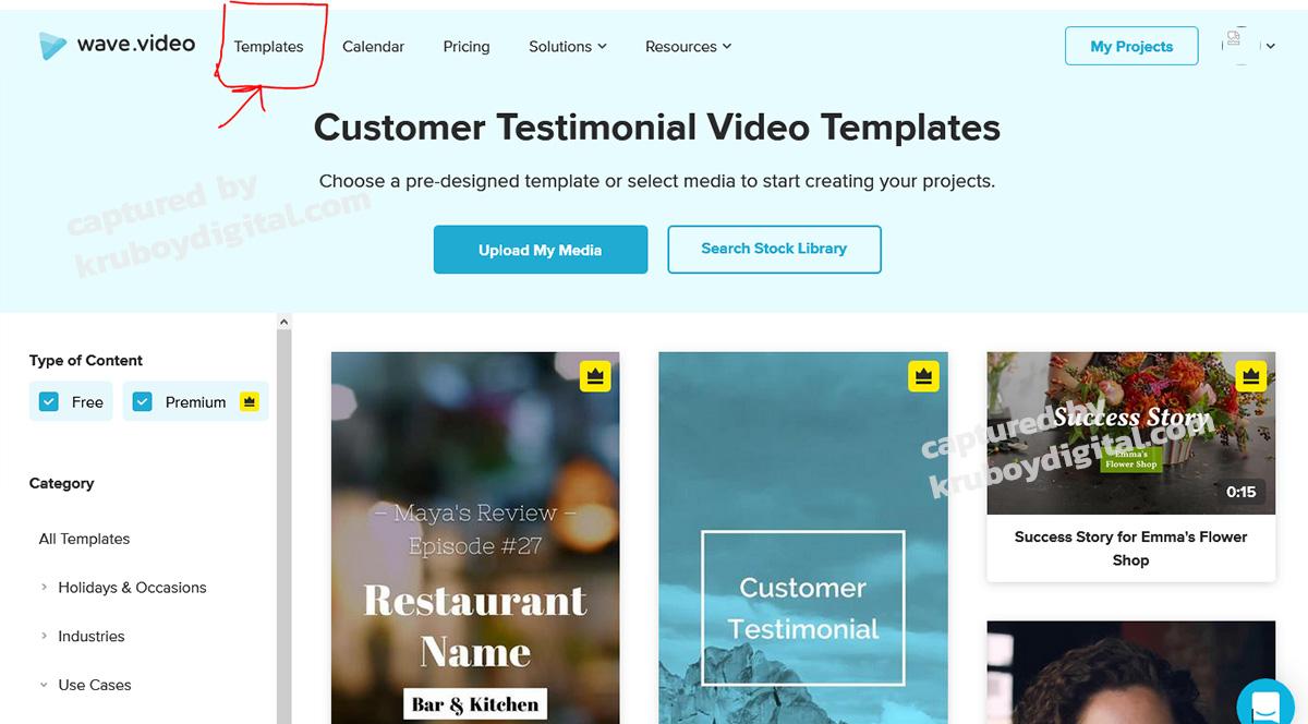 17 เว็บไซต์แจกฟรีวิดีโอคลิป สำหรับทำ VDO Content โหลดด่วน! 17